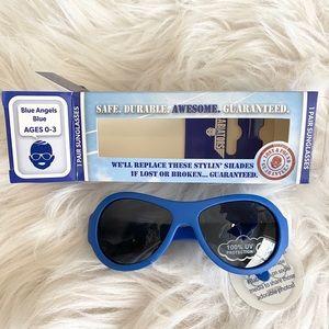 BABIATORS Blue Angel Blue sunglasses age 3-7
